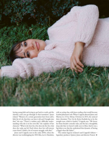 Rashida Jones Harper S Bazaar Magazine October