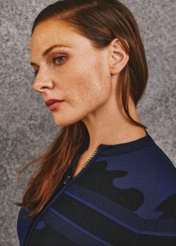 Rebecca Ferguson Glass Magazine Autumn Winter
