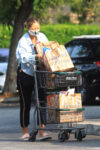 Rebecca Gayheart Out Shopping Beverly Hills