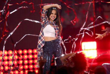 Rebecca Marie Gomez Teen Choice Awards 2014 Los Angeles
