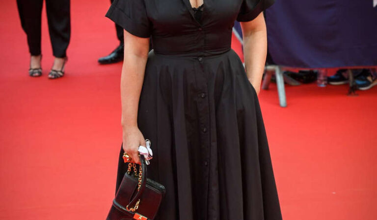 Rebecca Zlotowski 46th Deauville American Film Festival Opening France (5 photos)