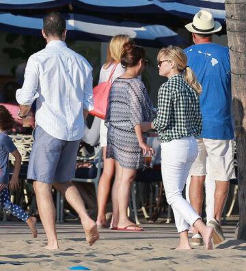 Reese Witherspoon Jonathan Club Santa Monica
