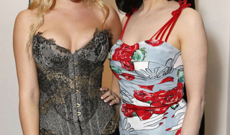 Renee Olstead Dita Von Teese Collection Launch Party Los Angeles (6 photos)