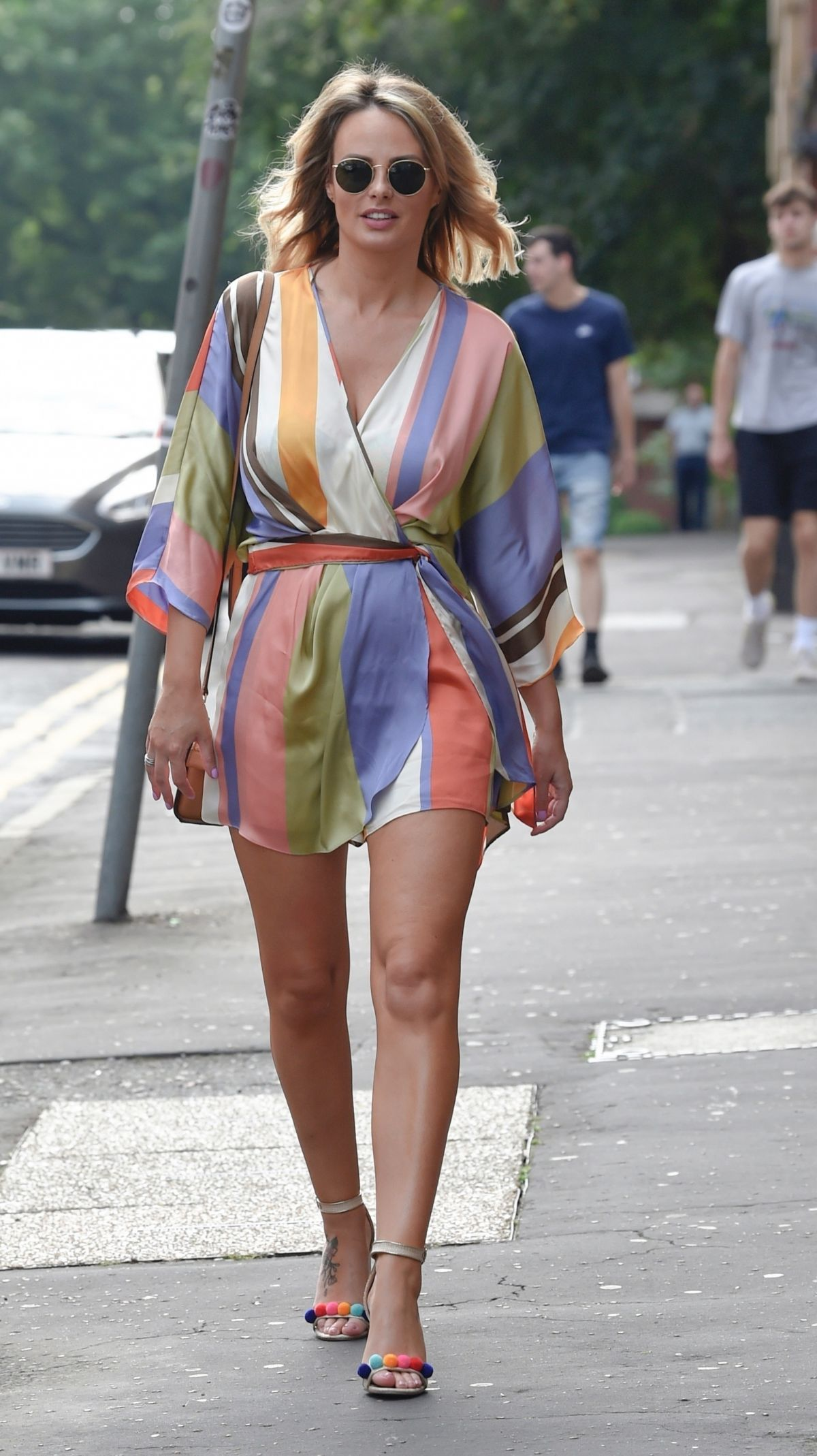 Rhian Sugden Out About Manchester