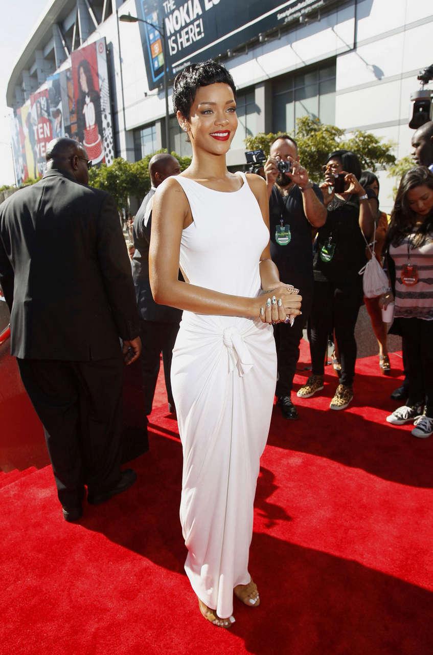 Rihanna 2012 Mtv Video Music Awards Los Angeles