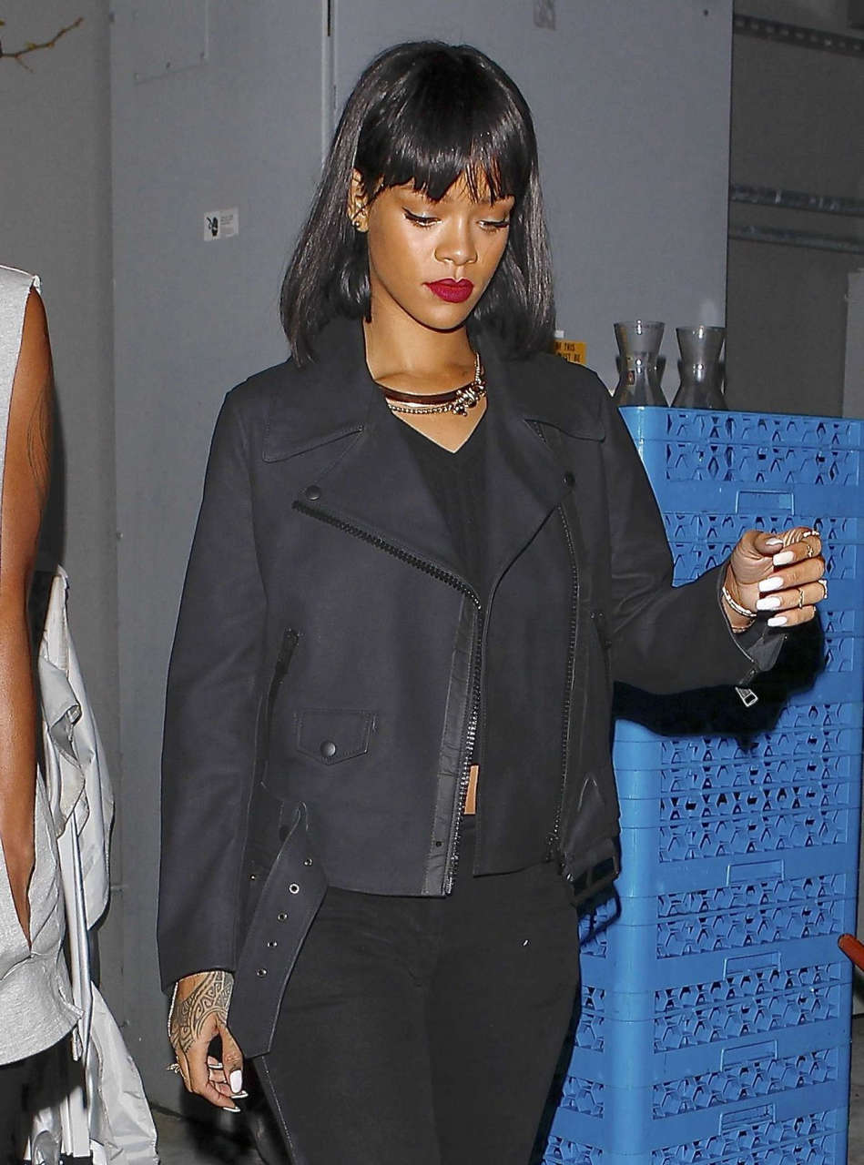 Rihanna Hooray Henrys West Hollywood