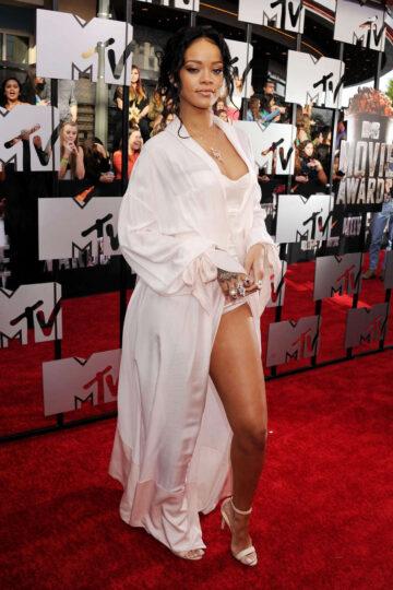 Rihanna Mtv Movie Awards 2014 Los Angeles