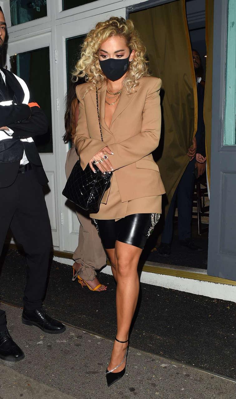 Rita Ora Night Out London