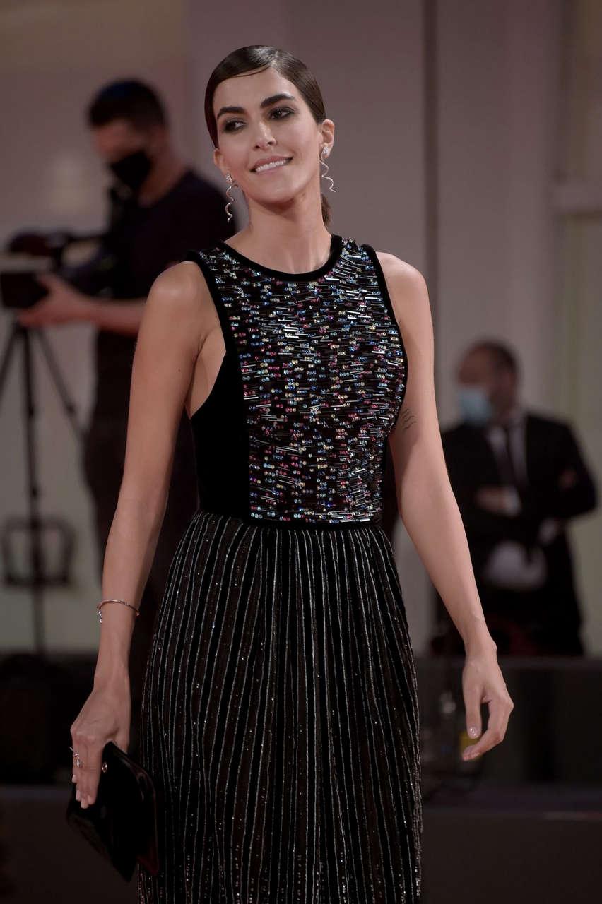 Rocio Morales Flming Italy Best Movie Award 77th Venice Film Festival