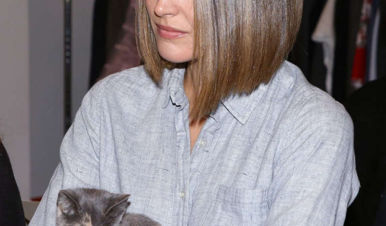 Rose Byrne You Can T Take It With You Kitten Auditions New York (7 photos)