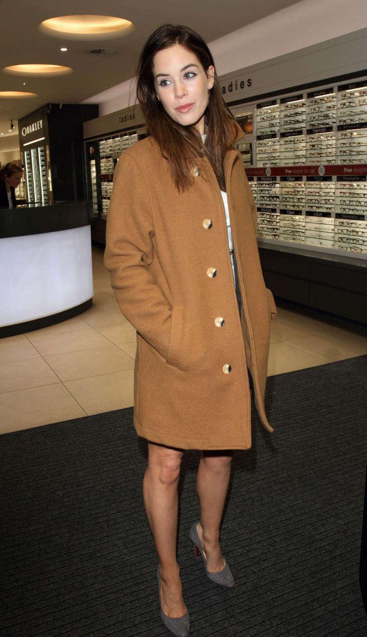 Roxanne Mckee Ralph Lauren Eyewear Collection Launch London