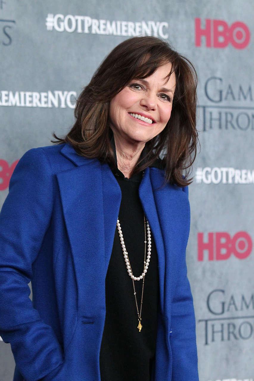 Sally Field Game Thrones Fourth Season Premiere New York