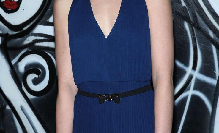 Sami Gayle Alice Olivia Fall 2014 Fashion Show New York (6 photos)
