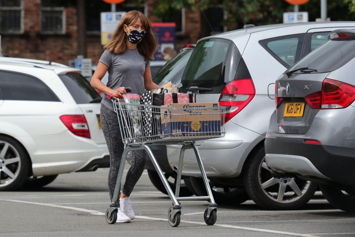 Samia Longchambon Shopping Wilmslow Cheshire