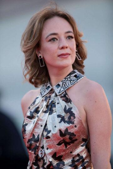 Sara Lazzaro Never Gonna Snow Again Premiere 77th Venice Film Festival