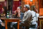 Sarah Jessica Parker Matthew Broderick Out For Dinner New York