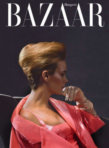 Sarah Paulson Harper S Bazaar Magazine October