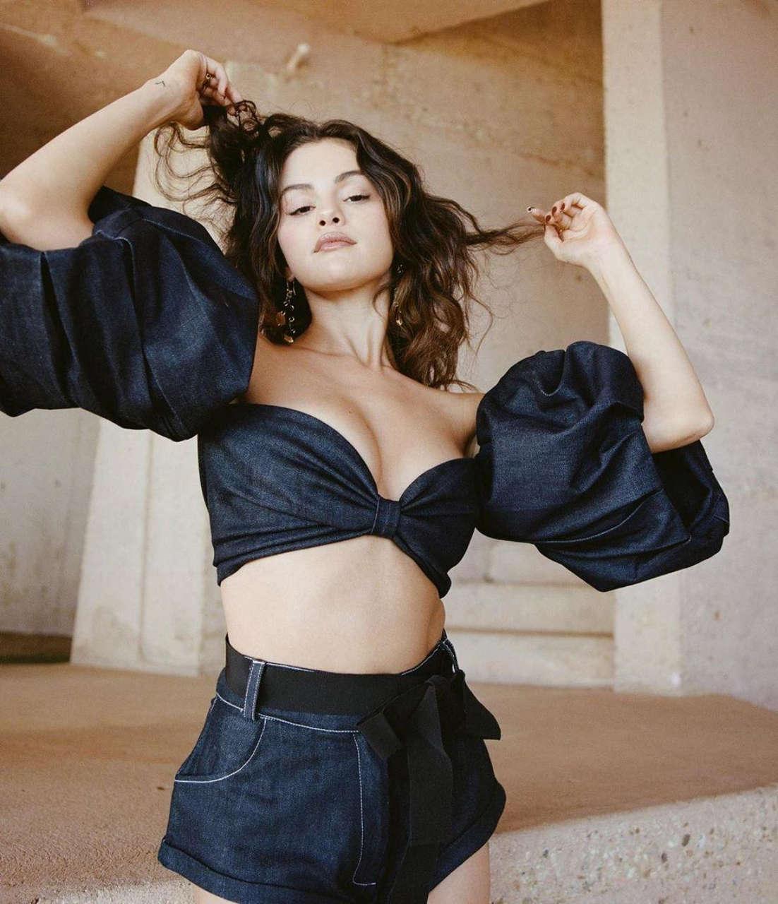 Selena Gomez Allure Magazine October 2020 Outtakes