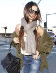 Selena Gomez Arrives Lax Airport