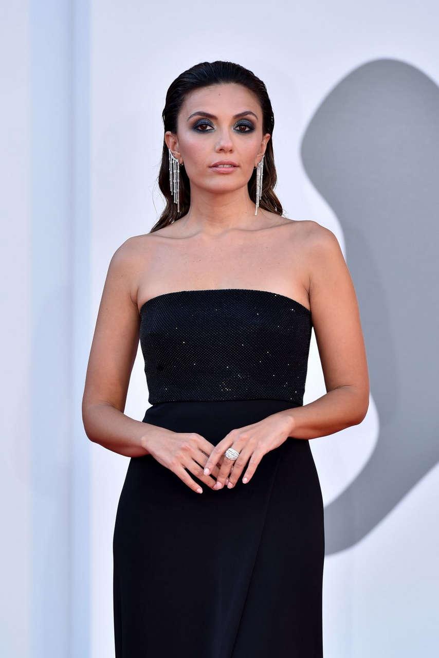 Serena Rossi 77th Venice Film Festival Closing Ceremony