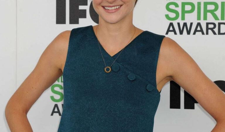 Shailene Woodley 2014 Film Independent Spirit Awards Santa Monica (17 photos)