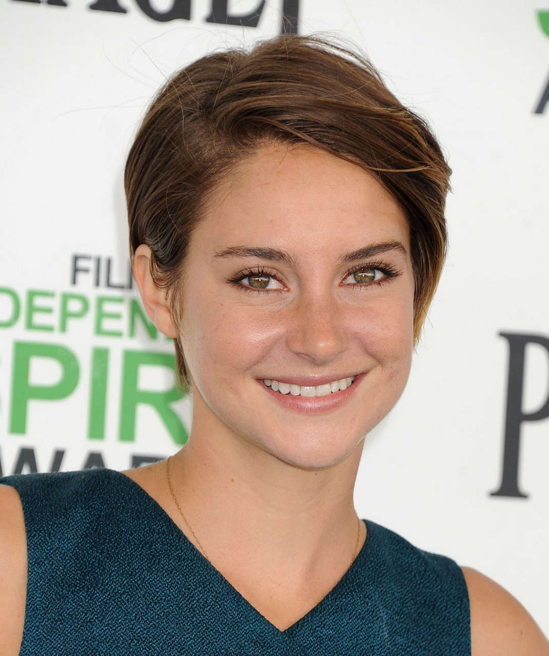 Shailene Woodley 2014 Film Independent Spirit Awards Santa Monica