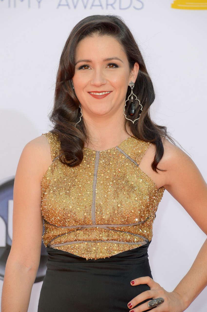 Shannon Woodward 64th Primetime Emmy Awards Los Angeles