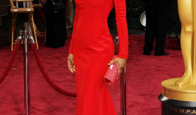 Shaun Robinson 86th Annual Academy Awards Hollywood (9 photos)