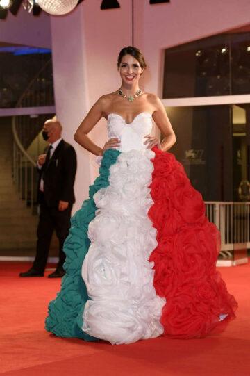 Silvia D Amico Kineo Prize Ceremony 77th Venice Film Festival
