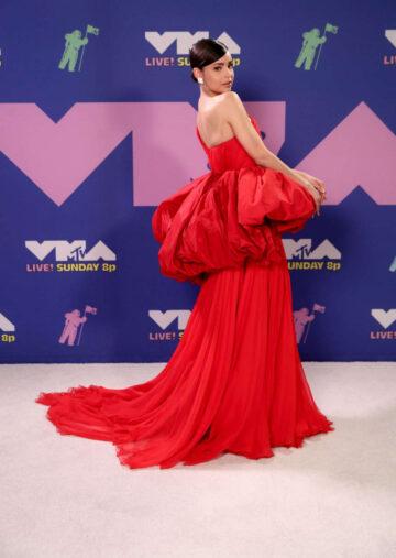 Sofia Carson 2020 Mtv Video Music Awards