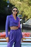 Sofia Resing Arrives Hotel Excelsior Venice
