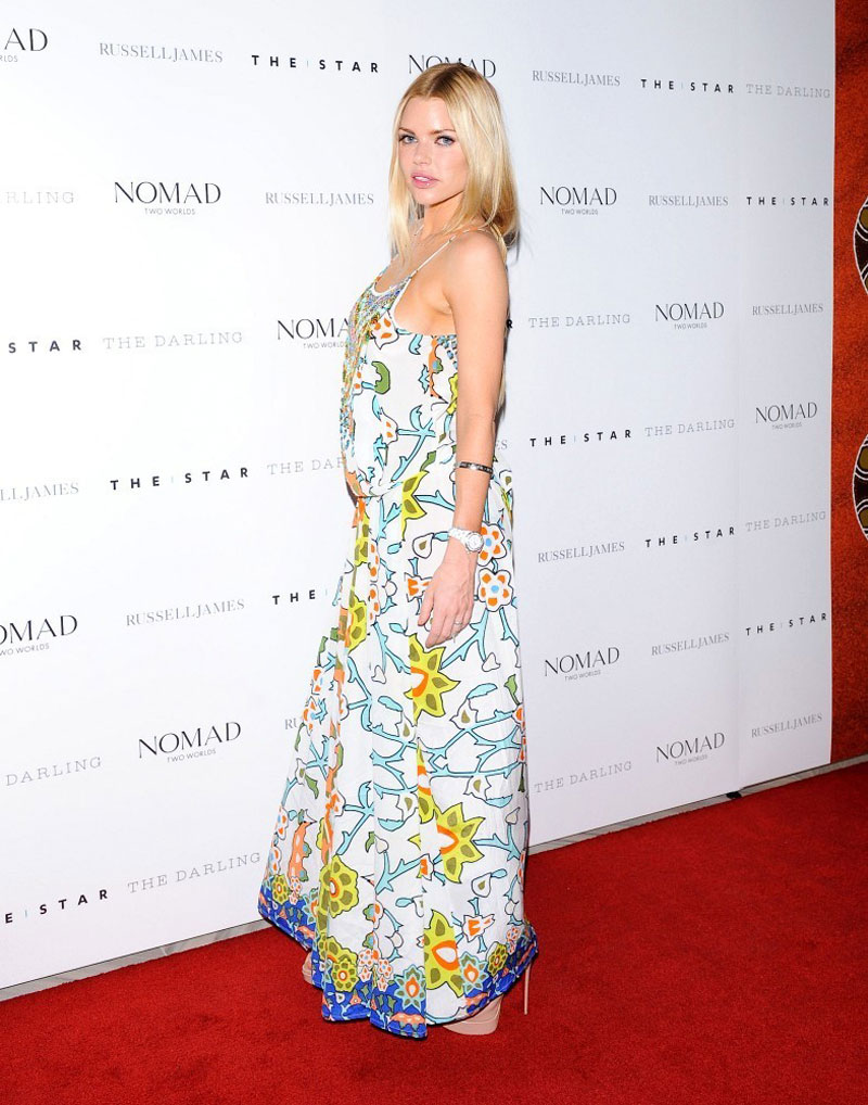 Sophie Monk Nomad Two Worlds Book Launch Sydney