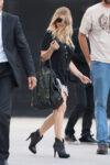 Stacy Fergie Ferguson Short Shorts Leaving Maxfield Boutique Beverly Hills