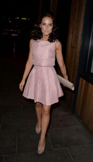 Stephanie Waring Gemma Mernas Leaving Party Manchester