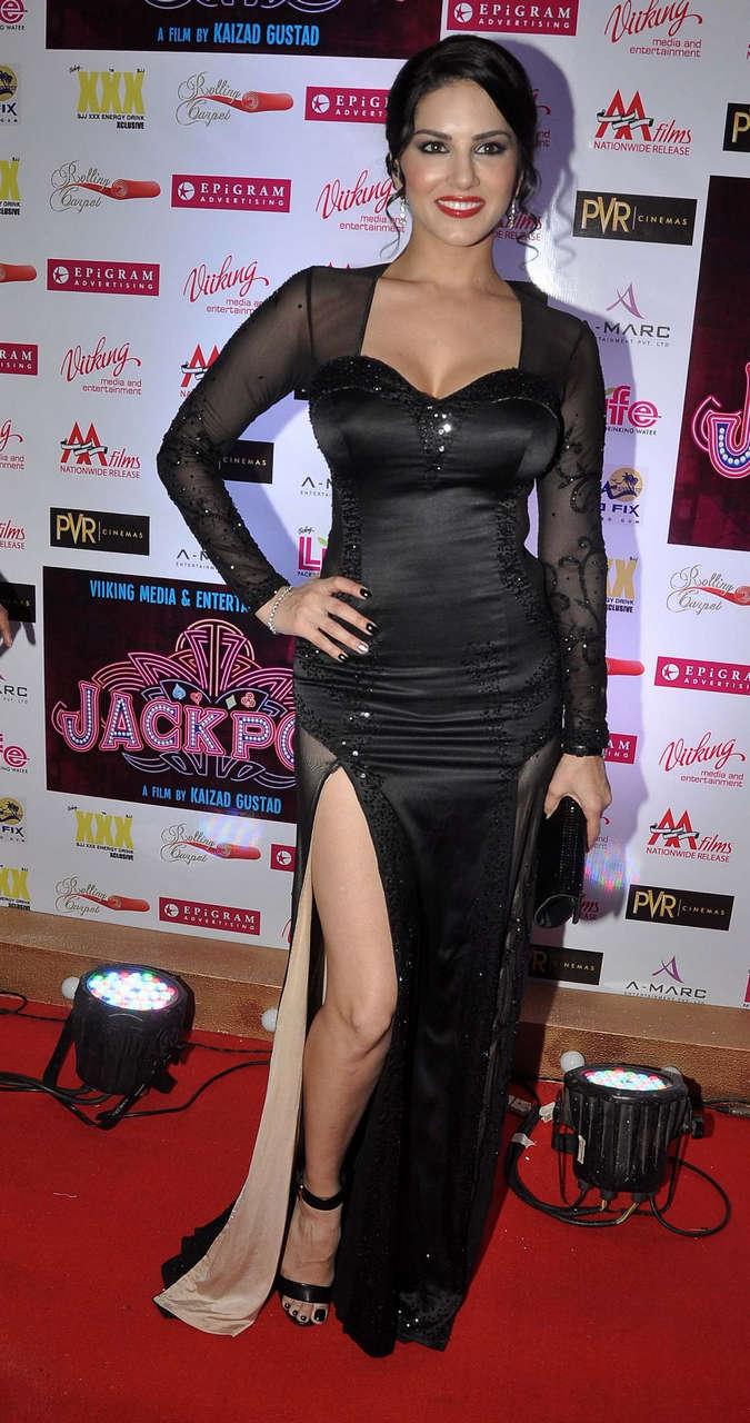 Sunny Leone Jackpot Premiere Mumbai