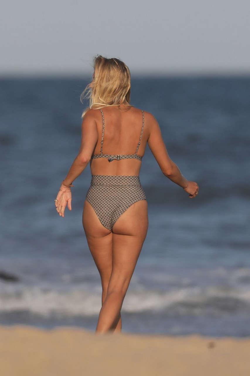 Taylor Neisen Bikini Beach Hamptons