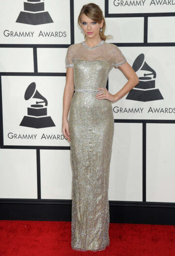 Taylor Swift 2014 Grammy Awards Los Angeles