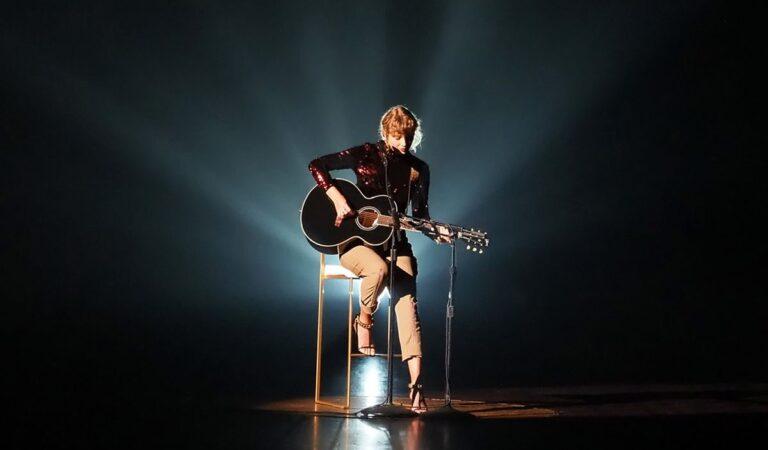 Taylor Swift 55th Academy Lcountry Music Awards Nashville (5 photos)
