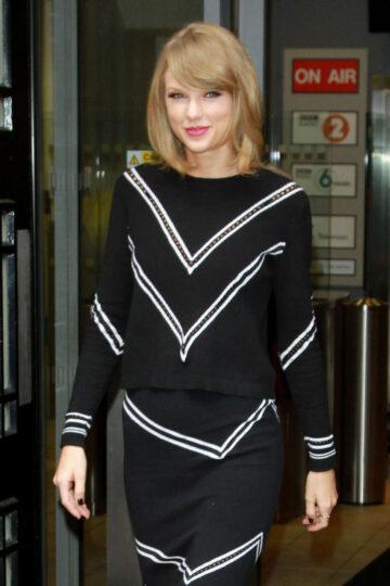 Taylor Swift Absolute Radio Bbc Radio 2 Studios London