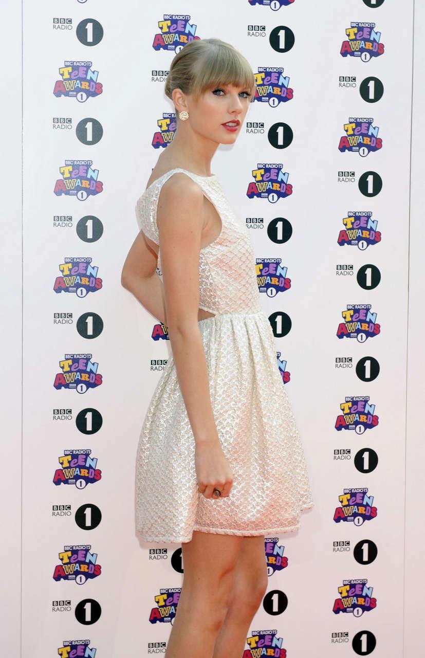 Taylor Swift Bbc Radio 1 Teen Awards London