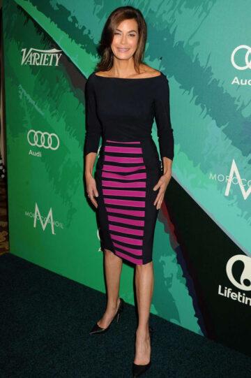 Teri Hatcher 2014 Variety Power Women Beverly Hills