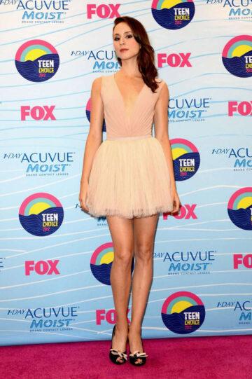 Troian Bellisario 2012 Teen Choice Awards Universal City