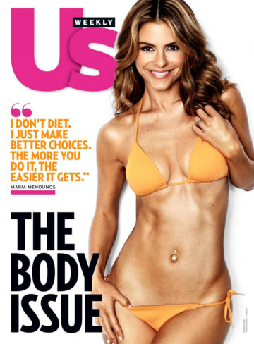 Us Weekly Body Issue June