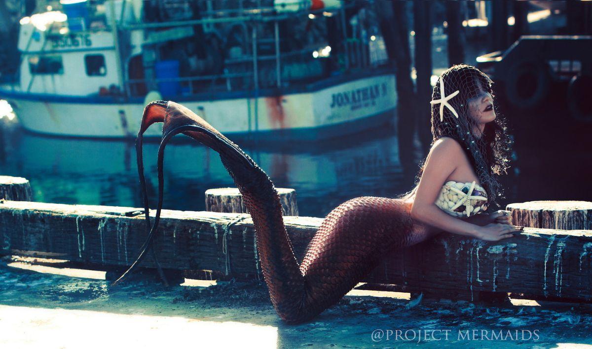 Vanessa Hudgens Angelina Venturella Photoshoot Project Mermaids