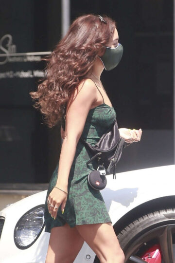 Vanessa Hudgens Gg Magree Out Shopping West Hollywood