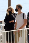 Vanessa Kirby Out Venice