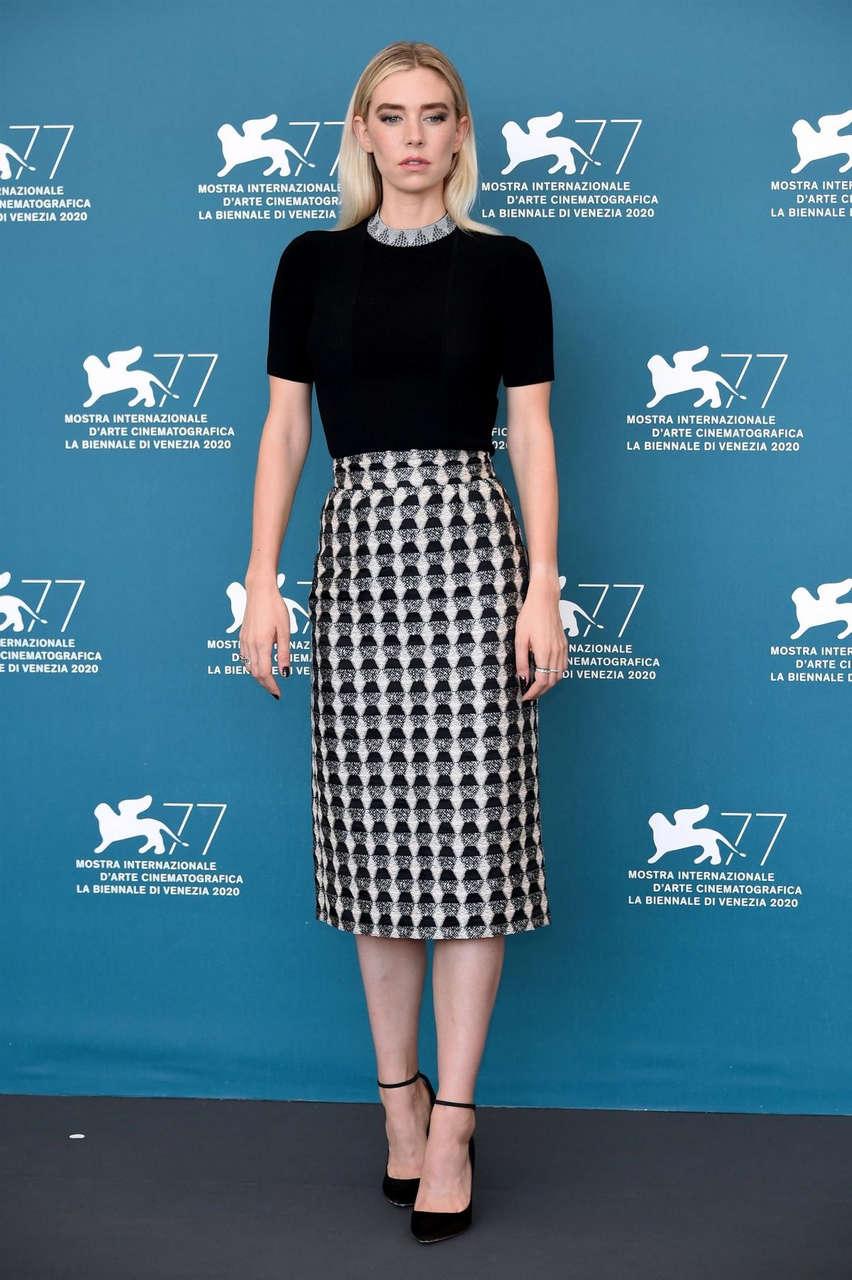Vanessa Kirby World To Come Photocall 2020 Venice International Film Festival