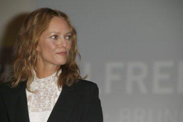 Vanessa Paradis Professor Bad Man Premiere 2020 Deauville American Film Festival