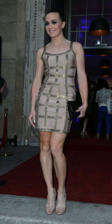 Victoria Pendleton Samsung Galaxy Note 10 1 Launch Party London