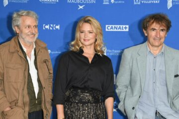 Virginie Efira Adieu Les Cons Photocall 2020 Angouleme French Speaking Film Festival